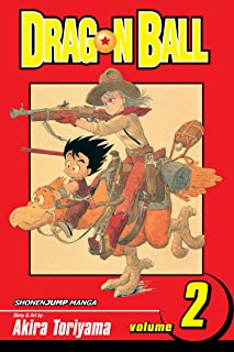 Dragon Ball, Vol. 2: Wish upon a Dragon (Dragon Ball: Shonen Jump Graphic Novel)