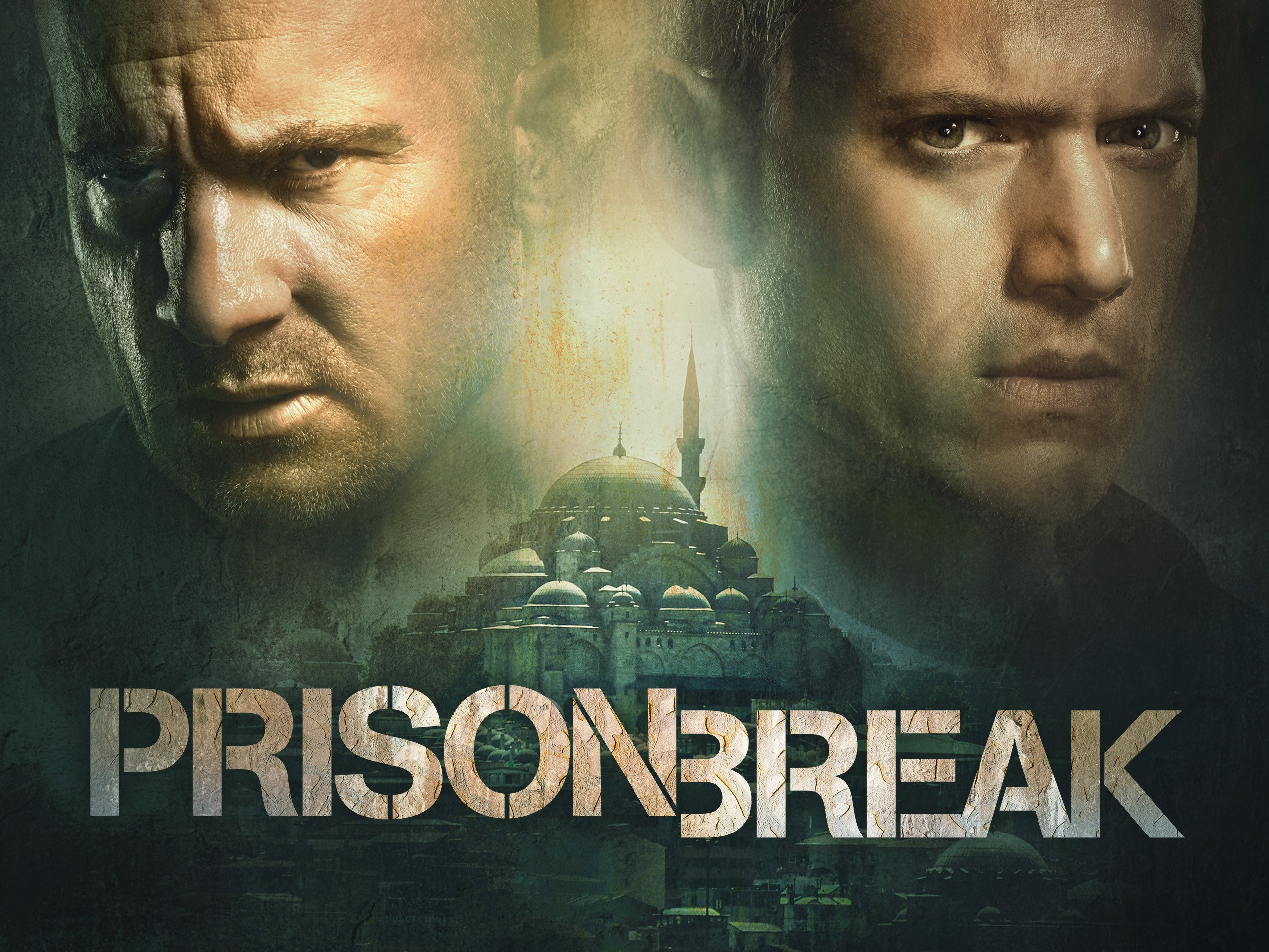 Prison Break B06Y23MVV3/