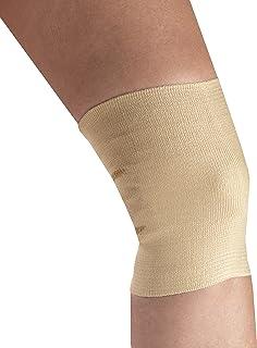 CHAMPION C-70 Contour Cut Knee Support, Beige, Medium