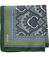 Eton - Paisley Pocket Square