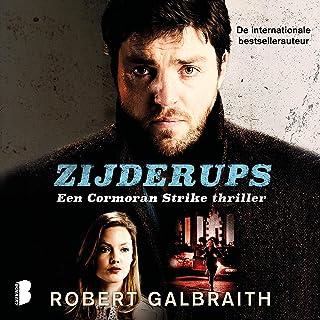 Zijderups: Cormoran Strike 2