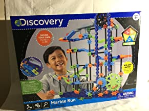 Discovery Kids Marble Run with over 300 pieces