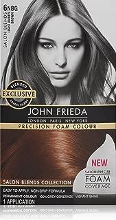 John Frieda Precision Foam Colour, Light Amber Brown