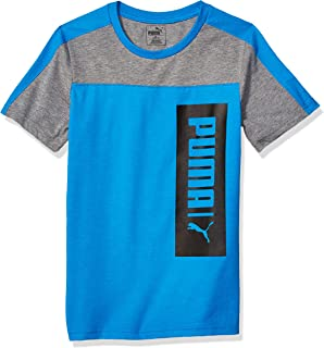 PUMA Big Boys' Graphic Tee