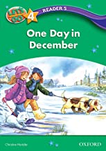 One Day in December (Let's Go 3rd ed. Level 4 Reader 5) (Let's Go 3rd edition)