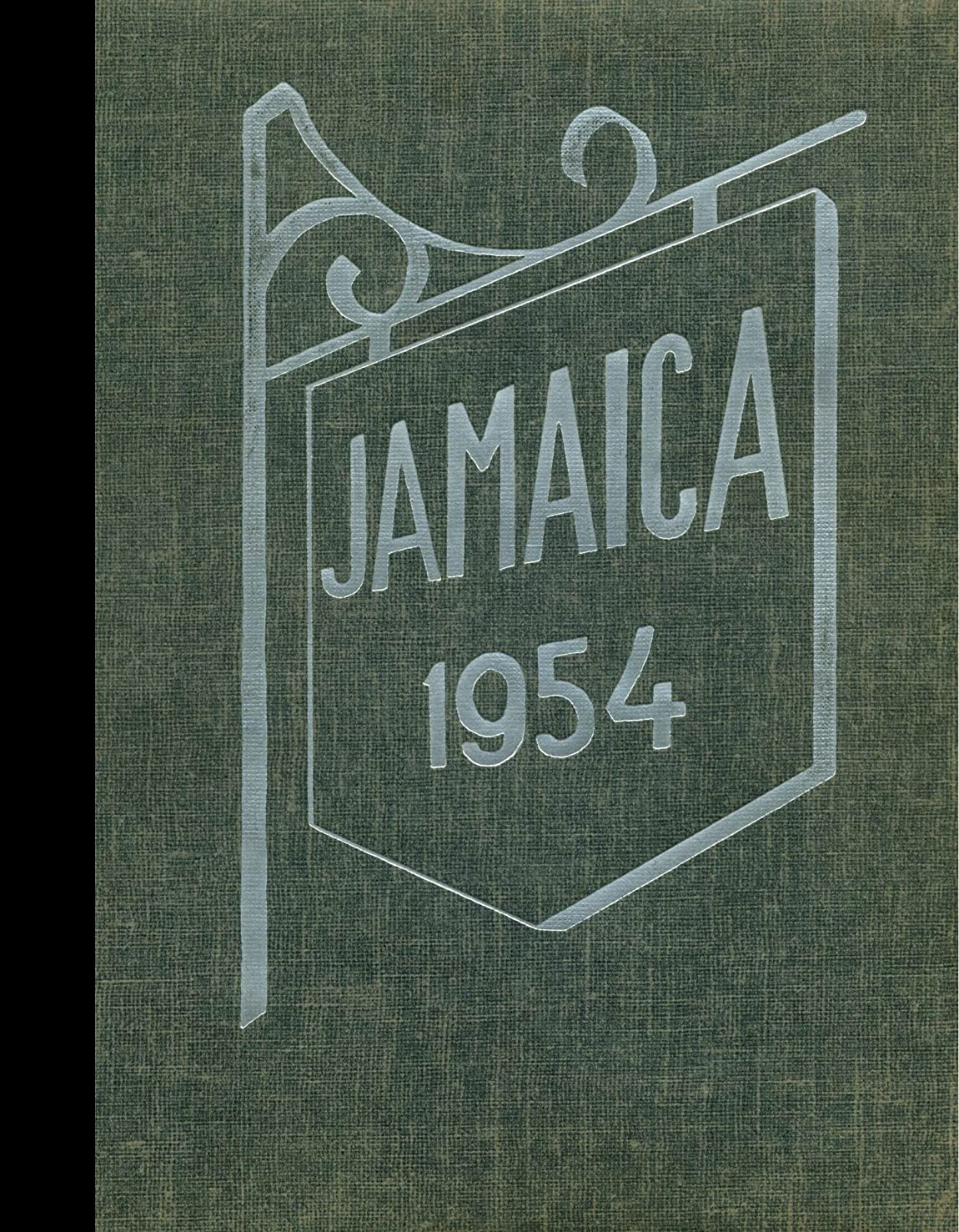 (Reprint) 1954 Yearbook: Jamaica High School, Jamaica, New York