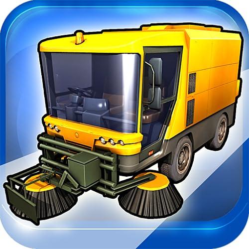 City Sweeper - Road cleaner simulator