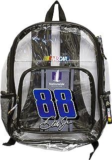 Dale Earnhardt #88 Clear Backpack