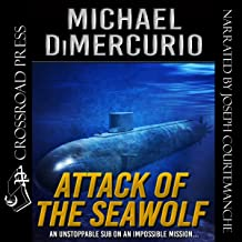 Attack of the Seawolf: The Michael Pacino Series, Book 2