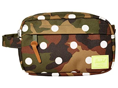 Herschel Supply Co. Chapter Carry On (Woodland Camo White Dot) Bags