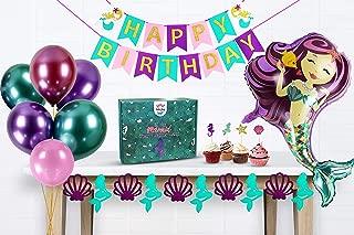 art birthday party cupcakes