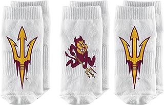 Best NCAA Baby Socks, White, 3-Pack Review