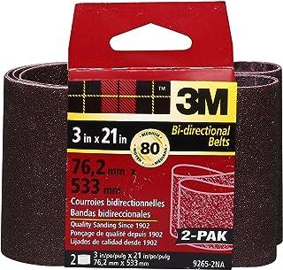 Cubitron II 3M Flexible Diamond Whetstone 6220J Black 8 Length x 3 Width M74 Grit Pack of 3