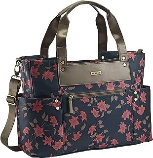 JJ Cole, Arrington Tote Bag, Navy Floral