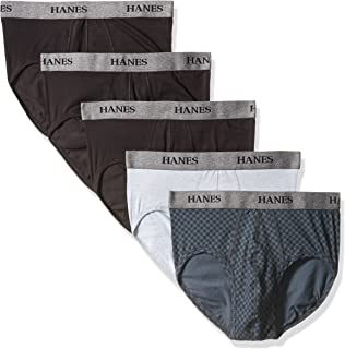 Men's 5-Pack FreshIQ Brief with ComfortFlex Waistband