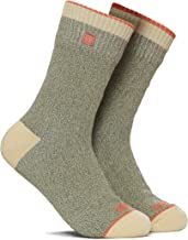 WETSOX Explore More Thermal Socks- Waterproof, Breathable, Moisture Wicking (Crew Length)