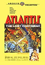 atlantis the lost continent movie 1961