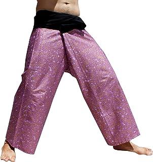 RaanPahMuang Brand Batik Thailand Fishermans Pants Beautiful Patterns