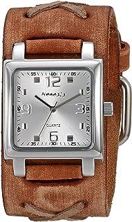 (ネメシス) Nemesis 腕時計 ユニセックス アナログ表示 日本製クォーツ ブラウン 516BFXBS-S Lite SQシリーズ