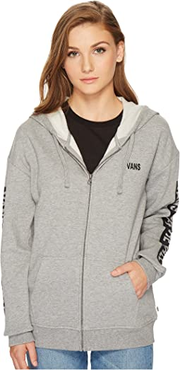 Vans - Wall Tangle Zip Hoodie
