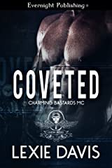 Coveted (Charming Bastards MC Book 2) Kindle Edition