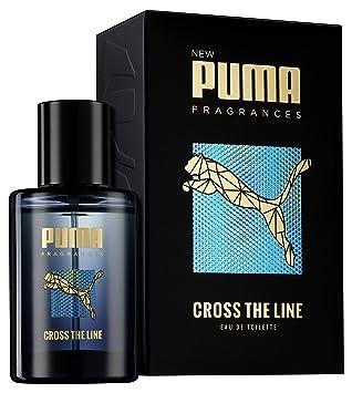 Puma Cross The Line by Puma Eau De Toilette Spray 1.7 oz for Men