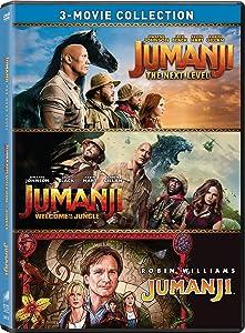 Jumanji 1995 Jumanji: Welcome to the Jungle - Set / Jumanji: The Next Level - Set