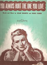 Sheet Music 1944 You Always Hurt The One You Love The Mills Brothers 223