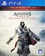 PS4 ASSASSIN'S CREED: THE EZIO COLLECTION (ASIA)