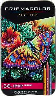 مداد رنگی Prismacolor 92885T Premier، هسته نرم ، 36 قطعه