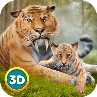 Sabertooth Tiger Survival Simulator 3D