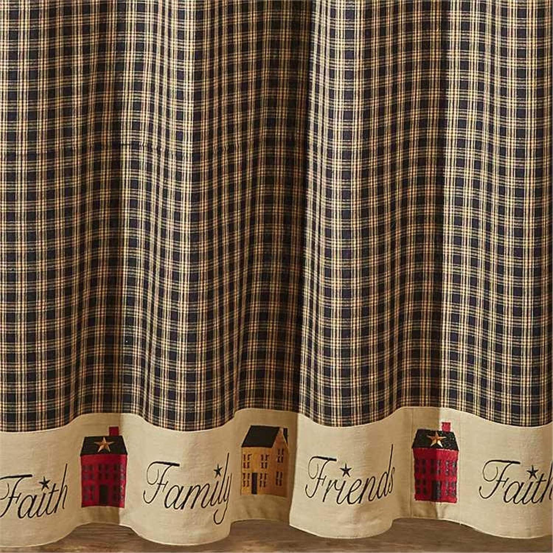 Sturbridge Home Sale item Park Max 87% OFF Designs Curtain Shower
