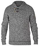 Fjällräven Herren Pullover Lada Sweatshirt, Grey, L