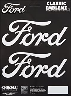 Best ford script decal Reviews