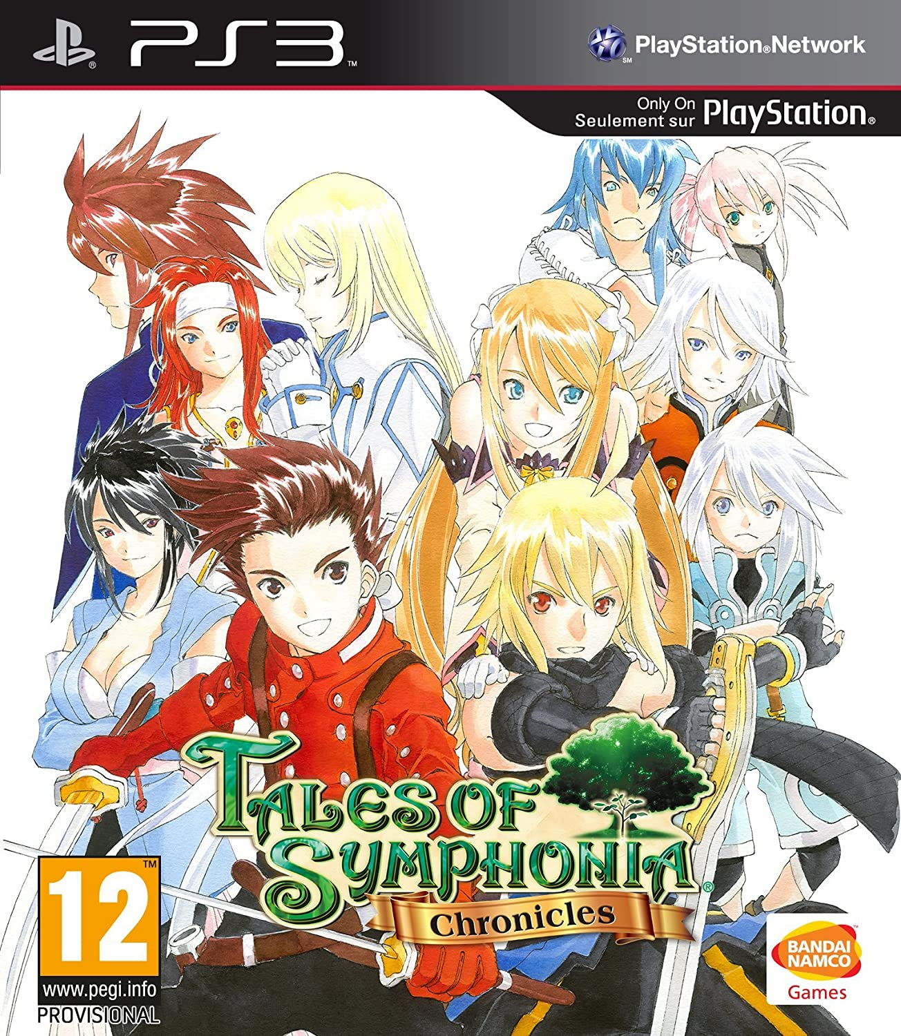 Tales Of In a popularity Symphonia ps3 Chronicles Ranking TOP18