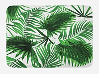 Best palm leaf bath mat Reviews