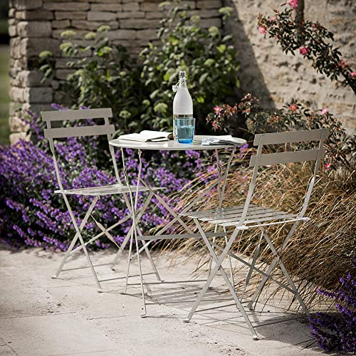 Enjoyable Small Garden Table And Chairs Amazon Co Uk Home Interior And Landscaping Ferensignezvosmurscom