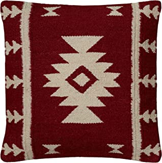 Rizzy Home Decorative Southwest Cover Only Throw Pillow, 18