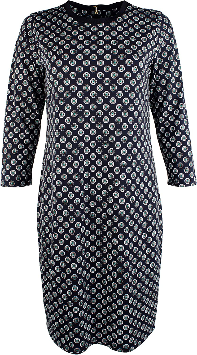 Lauren Ralph Lauren Women's Foulard Print Dress