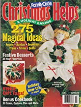 Family Circle Christmas Helps & Holiday Baking Craft Single Issue Magazine Fall 1996