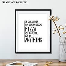 Funny Humorous Home Decor Sign - Keto Diet - Unframed 11x14 Art Print - Great Motivational Gift