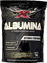 Albumina - 1000g Morango com Banana, Xlab