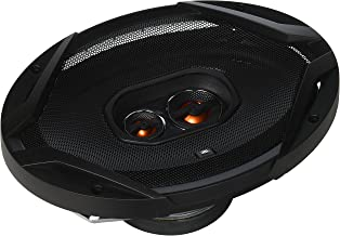 "JBL GX963 300W 6"" X 9"" 3-Way GX Series Coaxial Car Loudspeakers (Pair of 2, 600W Total),black"