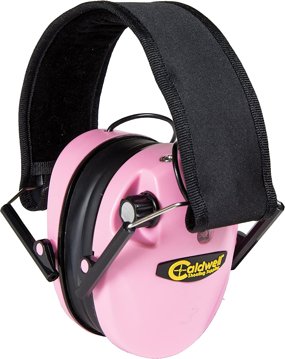 Caldwell E-Max - ADULT Pink Low Factory outlet Electronic Genuine Free Shipping Hear Profile 23 NRR