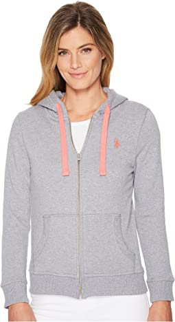c831d0b4b0ae U s polo assn sherpa lined rugby stripe full zip hoodie at 6pm.com