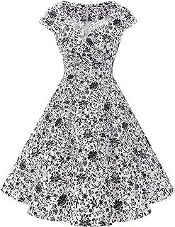 9b06cd573f7e Amazon.es: Blanco - Vestidos / Mujer: Ropa
