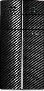 MEDION M55 - Ordenador de sobremesa (AMD Elite Quad-Core A10-7800 3.9 GHz, Disco Duro de 1 TB, 16 GB de RAM, Windows 10) Color Negro
