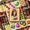 Pyramid of Mahjong:タイルマッチングパズル&都市建設ゲーム