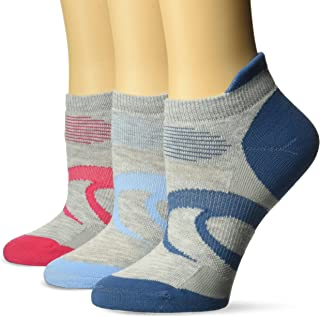 ASICS Women's Intensity Single Tab Socks (3 Pairs)