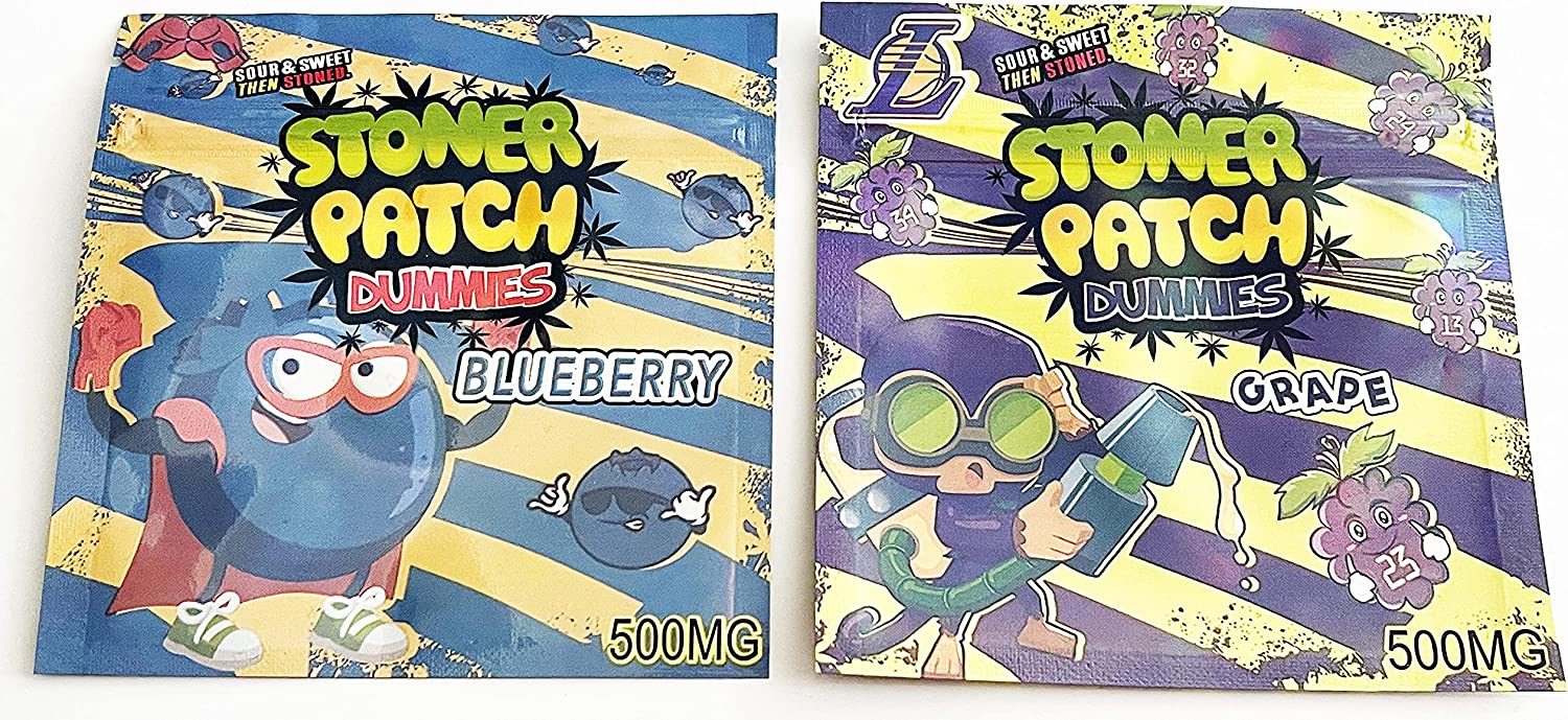 108 PCS Candy Packaging Bags Stoner Patch Sour Max 48% OFF Sweet Genuine Free Shipping Sto Dummies